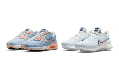Nike Golf's Seersucker-Inspired Air Max 90 G and Air Zoom Infinity Tour Are Full of Classic Charm