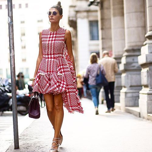 We love the front row style of TheNETSET's Style Council