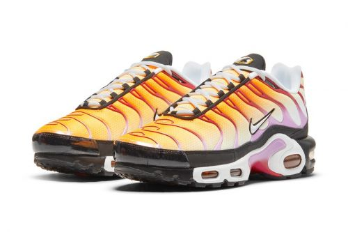 Nike Air Max Plus Gets Outfitted With Sherbert-Like Colors