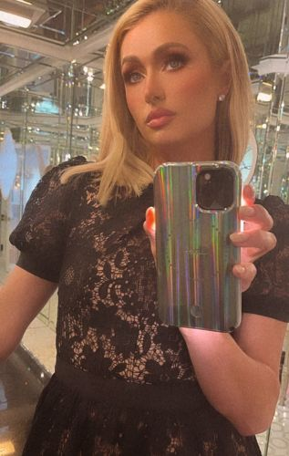 """""""I've Loved Art my Whole Life"""": Paris Hilton on Her Colour-Drenched NFTs"""