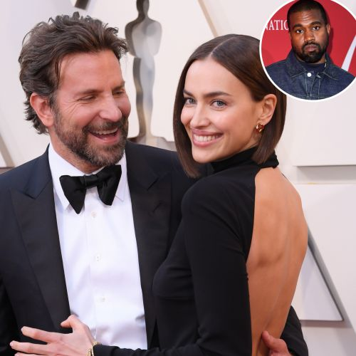 Irina Shayk's Ex Bradley Cooper Hopes Her Romance With Kanye 'Fizzles Out' For Their Daughter's Sake