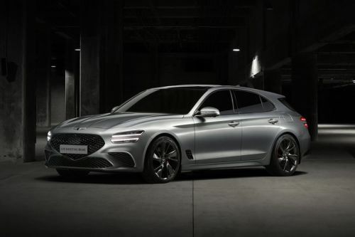 Genesis Previews G70 Shooting Brake Designed for the European Market
