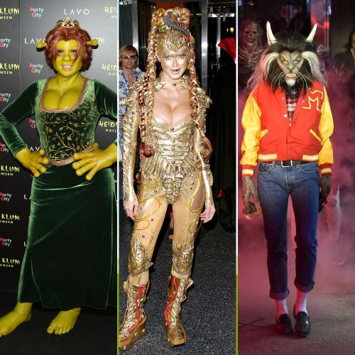 She's the Queen of Halloween! See Heidi Klum's Most Iconic Costumes Over the Years