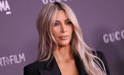 Kim Kardashian Attends Serena Williams' Wedding Solo as She Prepares to File for Divorce