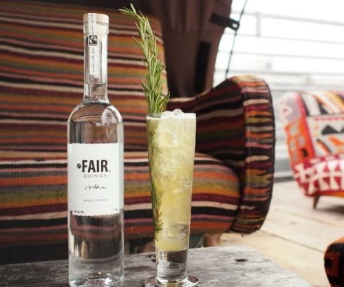 Of Fair Trade and Alcohol