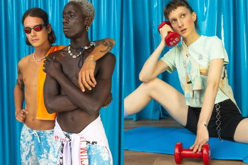 "Carne Bollente SS21 Is ""An Orgasm of Optimism"" for the ""Body and Soul"""