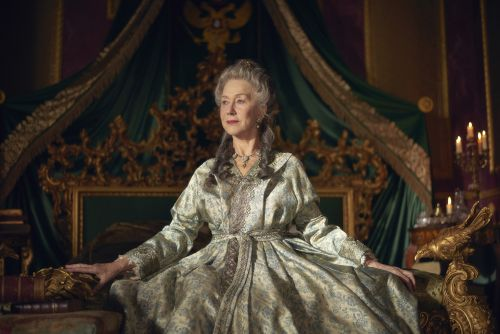 Helen Mirren says playing yet another queen never gets dull