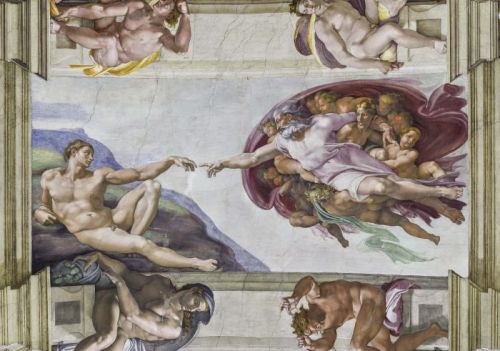 This Book Brings the Sistine Chapel to Your Home