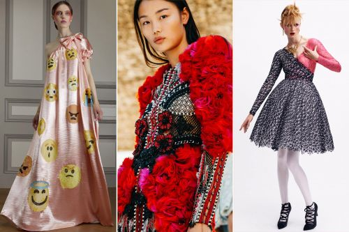 The best fashions from the first-ever Digital Couture Week