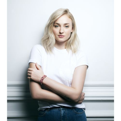 Louis Vuitton and Unicef Enlist Sophie Turner To Revamp The Silver Lockit