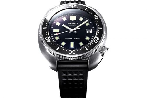 "Seiko Unveils an Update to the Iconic ""Captain Willard"""