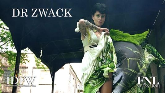 Healing Through Fashion-Dr. Zwack's Gold Lion Collection Comes to IDFW