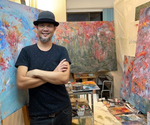 INFLUENCERS: In Conversation With Multi-Disciplinary Artist Andy Yang