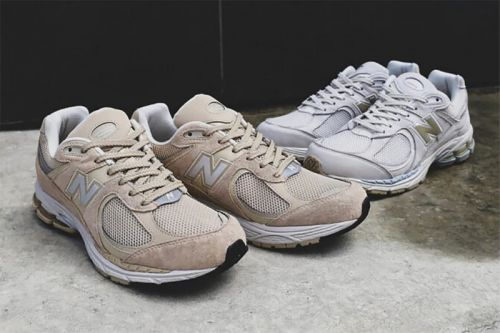 New Balance 2002R Is Uncovered in a Duo of Neutral-Focused Colorways