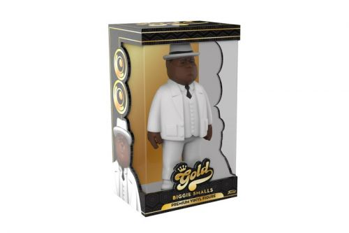 "Funko's New ""Gold Line"" Offers Figures of Iconic Musicians and Famous Athletes"