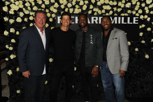 Businessman and Art Collector Wayne Boich Throws Exclusive Art Basel Party With Nelly, 2 Chainz and More