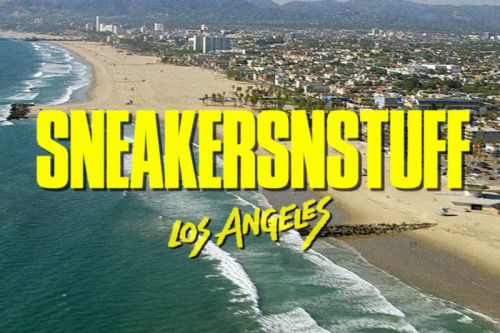 Sneakersnstuff Announces Second US Location With LA Outpost