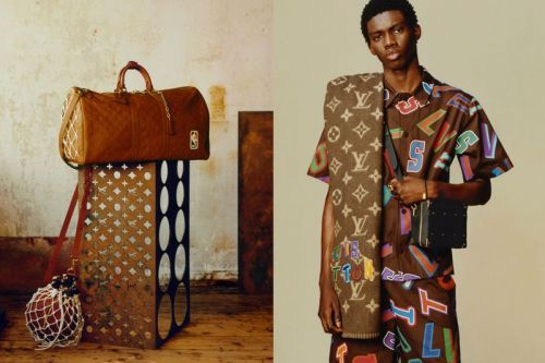 Take A Look At the Louis Vuitton x NBA Capsule Collection II