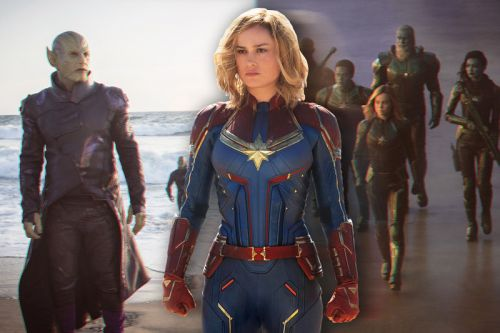 5 Key Takeaways From the 'Captain Marvel' Trailer