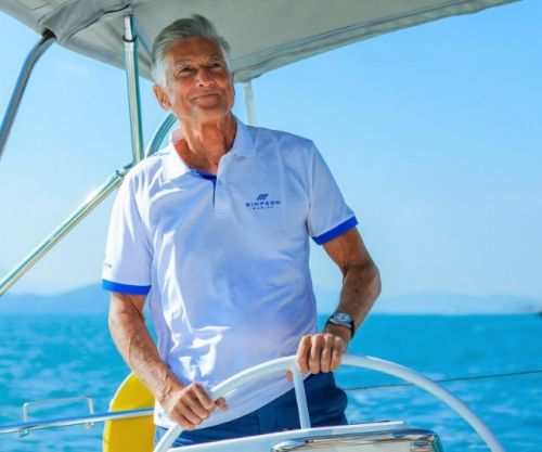 Mike Simpson: Finding Freedom in a Beneteau