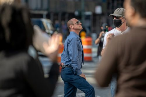 How 'Law & Order' star Christopher Meloni gets his 'juicy' butt: 'I'm a zaddy'