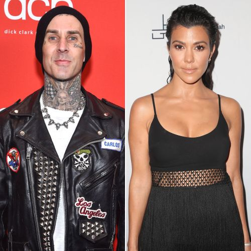 Travis Barker Gifts Kourtney Kardashian With Lavish Floral Arrangements for Mother's Day