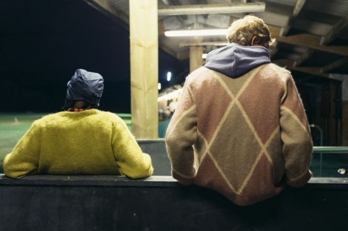 Oi Polloi Taps Lyle & Scott for Luxe Mohair Collaboration