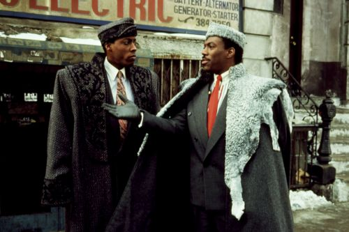 How Zamunda in 'Coming to America' instilled African pride in black Americans