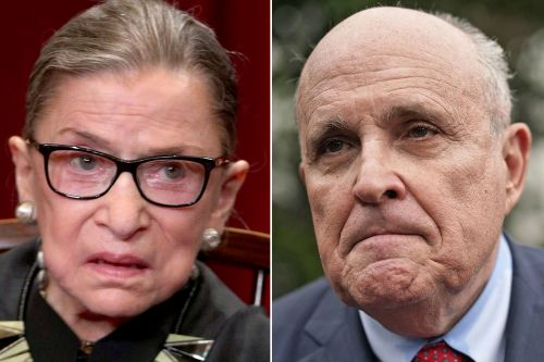 This DC musical was a must-see for Ruth Bader Ginsburg and Rudy Giuliani