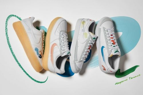 Nike Introduces Its Newest Flyleather Footwear Collection for Summer '21