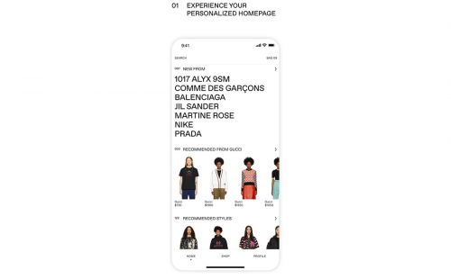 SSENSE launches its first global shopping app