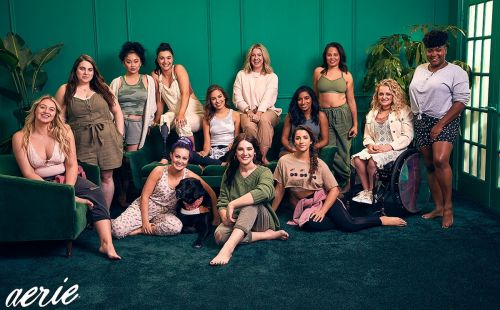 Aerie aims for real change with star-studded campaign