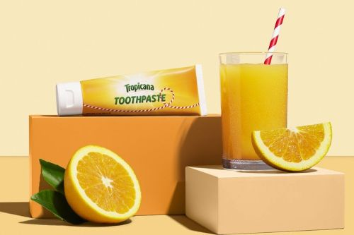 Tropicana Set to Launch Its Own Limited-Edition Toothpaste