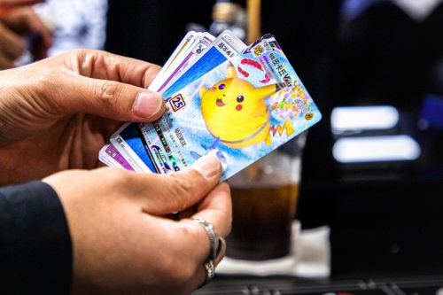 Man Busted for Spending $57,000 USD Pandemic Relief Loan on Pokémon Card