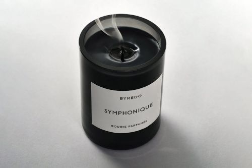 """Byredo's Latest Candle Is a """"Symphonique"""" of Scents"""