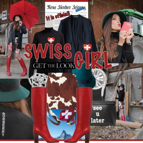 My Look: Swiss Girl