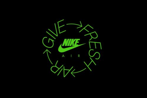 """Nike Partners With Sneaker Stores for """"Give Fresh Air"""" Campaign"""