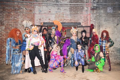 The Drag Race season 12 contestants have been revealed