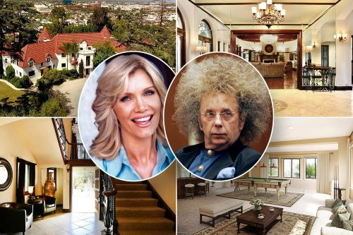'Castle' where Phil Spector murdered Lana Clarkson sells for $3.3M