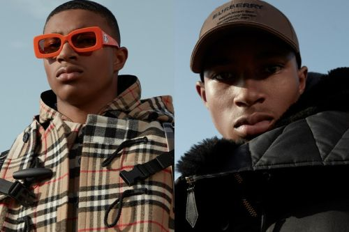 Burberry Unveils Its Experimental FW21 Outerwear Campaign