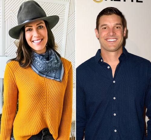 Former Bachelorette Becca Kufrin Claps Back at Troll Shading Her for Split From Garrett Yrigoyen