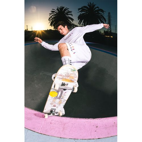 Get You Skate on with Guess' Summer Games Collection