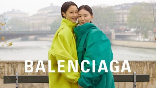 Balenciaga's Fall 2019 Campaign Features Real-Life Loved-Up Couples