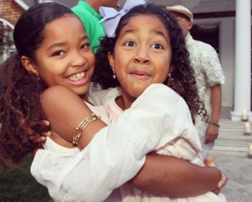 Kimora Lee Simmons' Daughter Aoki Lee From 'Life in the Fab Lane' Just Turned 16 and She and Ming Lee Are All Grown Up!