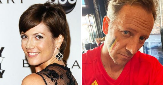 'She's Capable Of Anything': Zoe McLellan's Ex J.P. Gillain Claims Actress Is Mentally Unstable, Fears 'NCIS' Star Could Harm Kidnapped Son