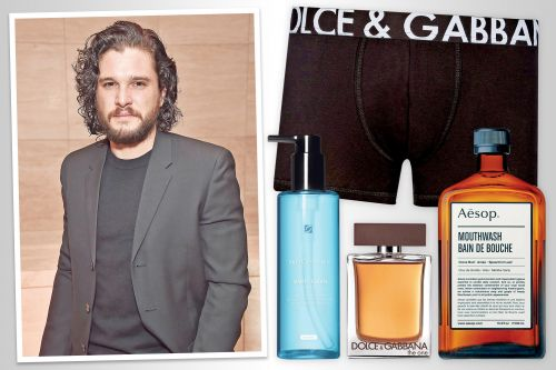'Game of Thrones' star Kit Harington shares his skin secrets