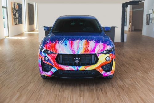 Maserati Unveils Two Customization Projects At Motor Valley Fest