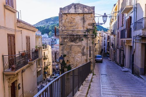 Sicilian Medieval Houses Auction For €1 in Salemi, Italy