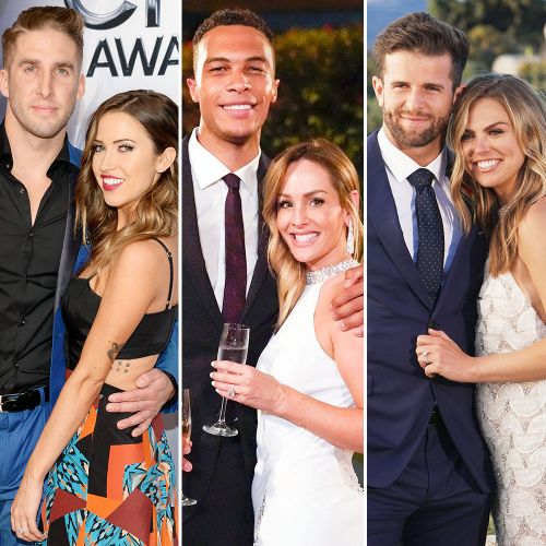 'Bachelor' and 'Bachelorette' Couples Who Split After Getting Engaged: Dale Moss and Clare Crawley, More