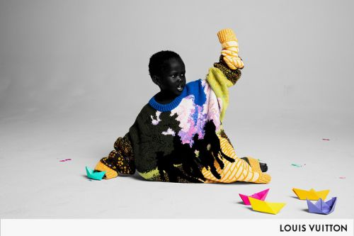 Virgil Abloh Reveals First Menswear Campaign for Louis Vuitton